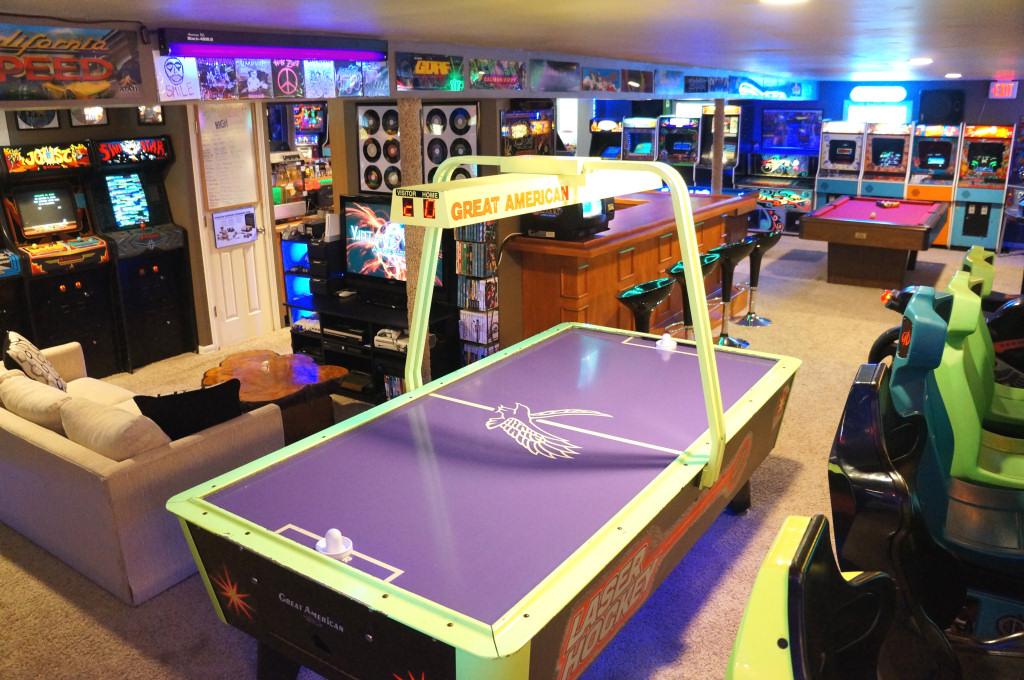 Vintage Arcade Games >> TheBasementArcade.com