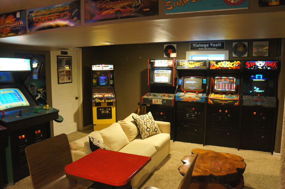 The Basement Arcade