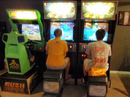 rock solid arcade